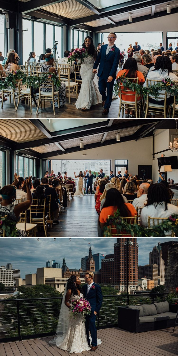 Vista Milwaukee Wedding