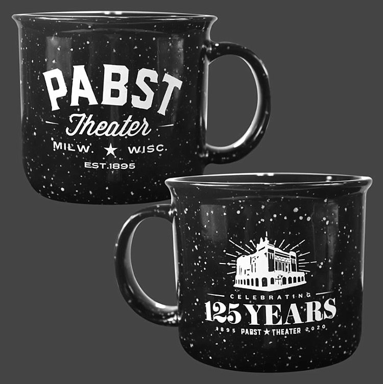 Milwaukee Wedding Favors and Gifts - Pabst Theater Mug