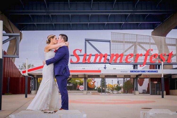 Milwaukee Wedding Favors Gifts - Summerfest Tickets