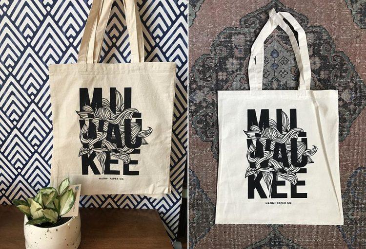 Milwaukee Wedding Favors - Tote Bag