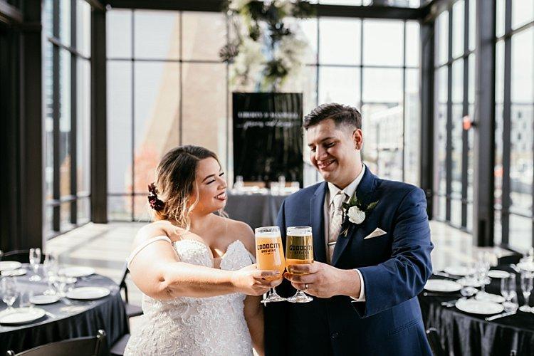 Milwaukee Wedding Beers