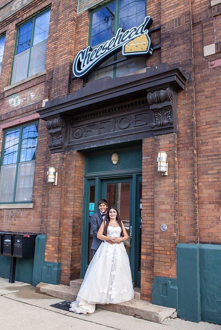 Milwaukee Wedding Ideas - Cheesehead
