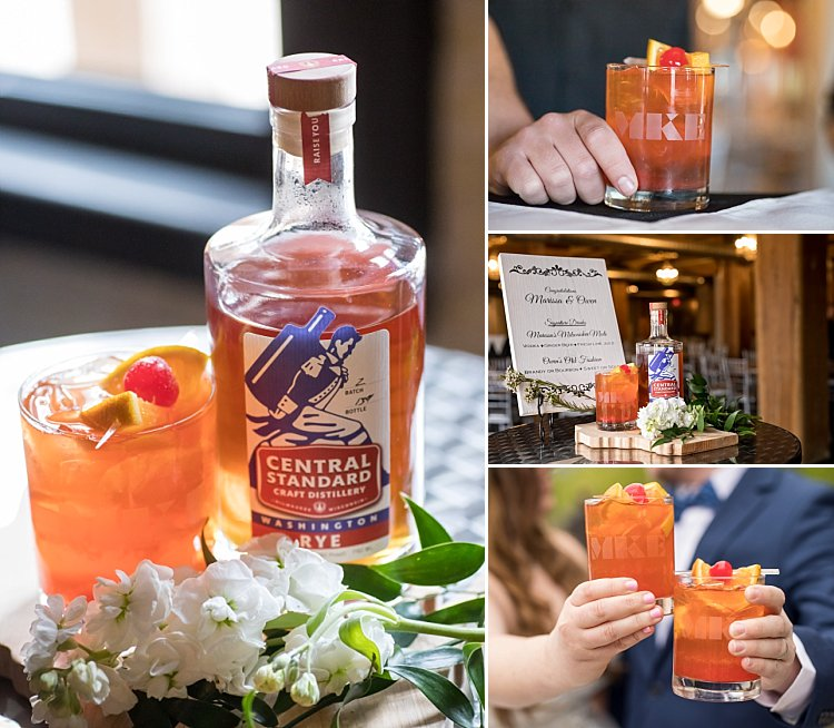 Milwaukee Craft Cocktails for Weddings