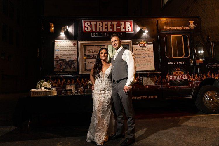 Milwaukee Wedding Ideas - Food Truck