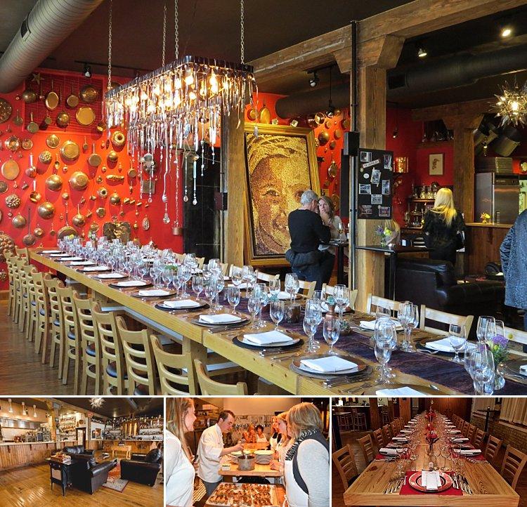 Milwaukee Wedding Rehearsal - Chef's Table