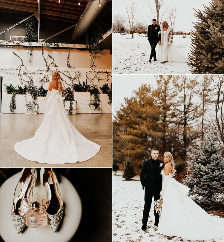 Onesto Milwaukee Wedding