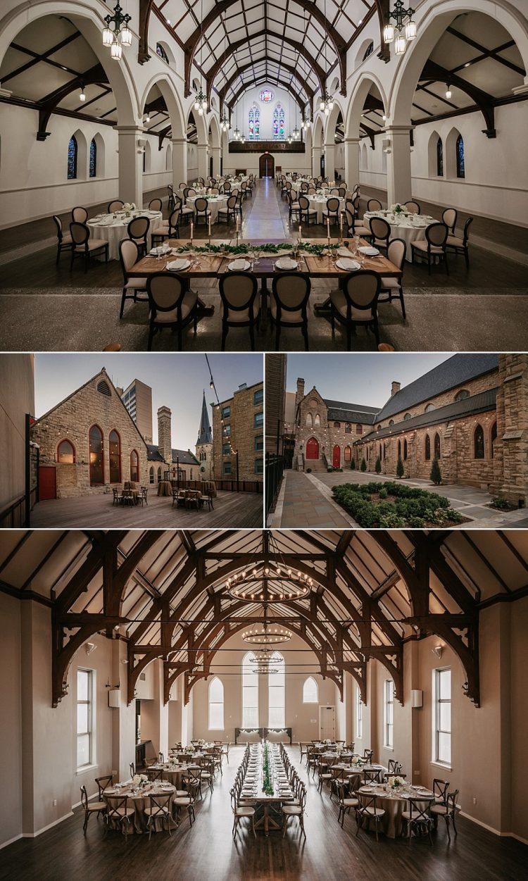 St. James 1868 Wedding and Event Venue