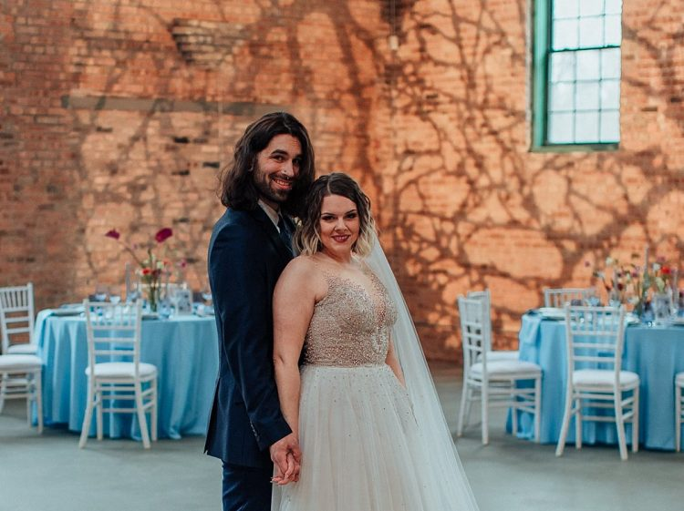 The Factory on Barclay (Cheesehead Factory) Wedding