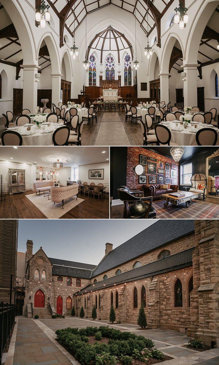 St. James 1868 - The Abbey Venue