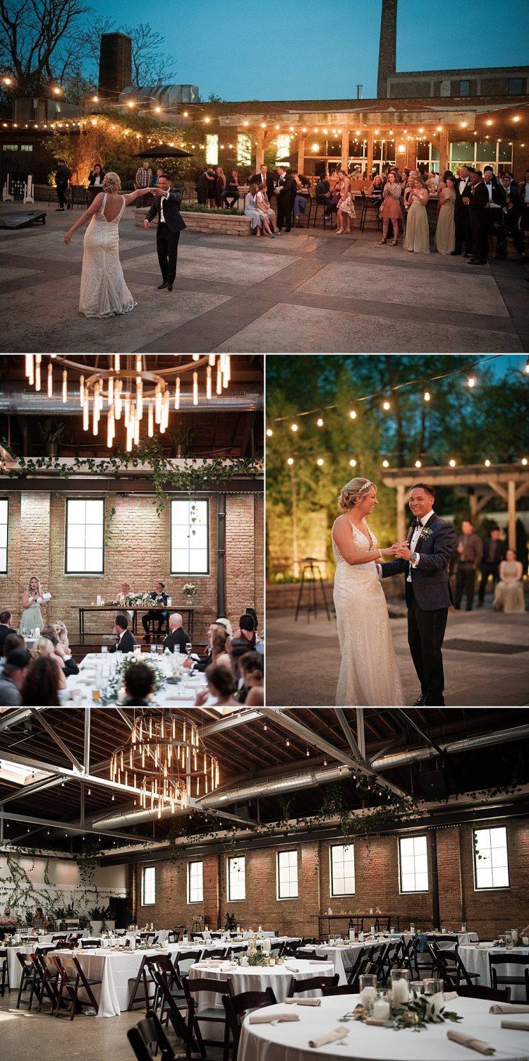 Ivy House Milwaukee Wedding