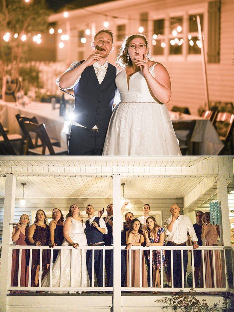 Small Backyard Wedding Cost